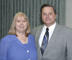 Brenda & Don Bahr